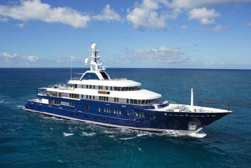 2009 Lurssen 248' Motor Yacht