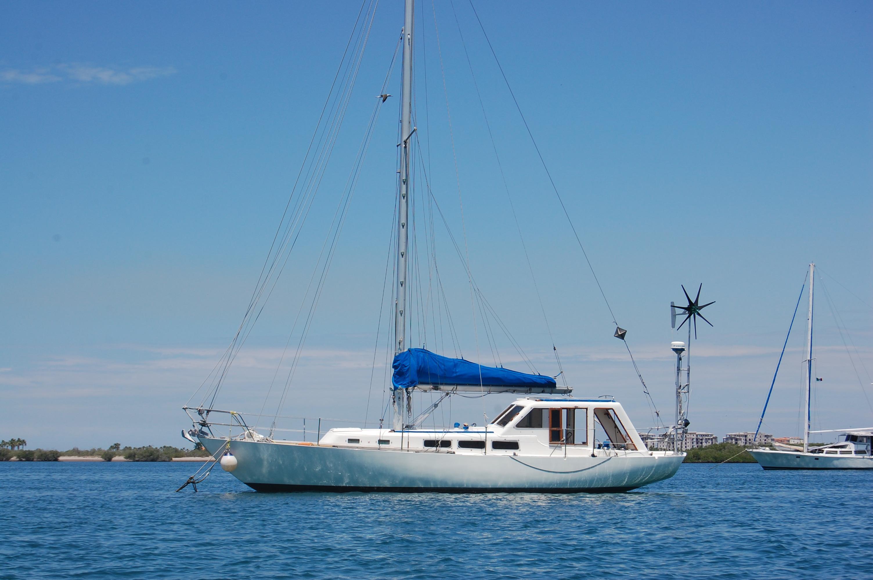 42' Spencer Sloop+Boat for sale!