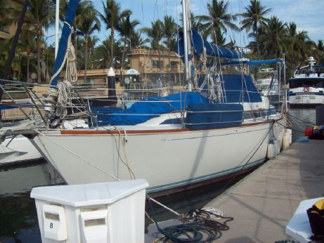 1986 C&C Yachts Landfall 39