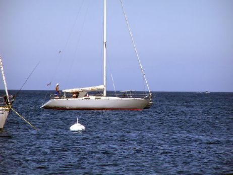 1979 Tradewinds Performance Sloop