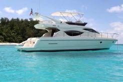 2008 Ferretti Yachts 500 Elite