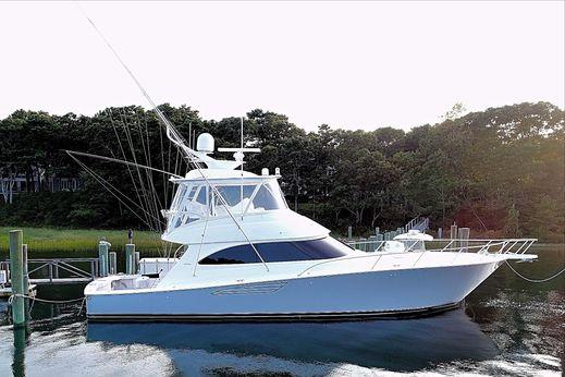 2016 Viking 55 Convertible