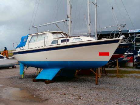 1987 Westerly Konsort Duo