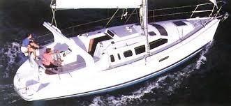 1997 Hunter 310