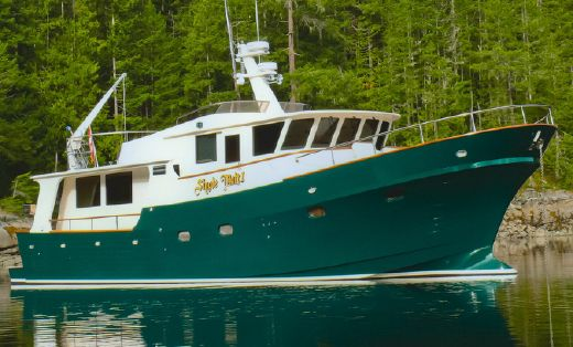 2010 Independent Shipwright 60 Long Range P/H Trawler