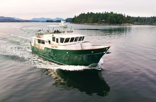 2010 Independent Shipwright Trawler 60