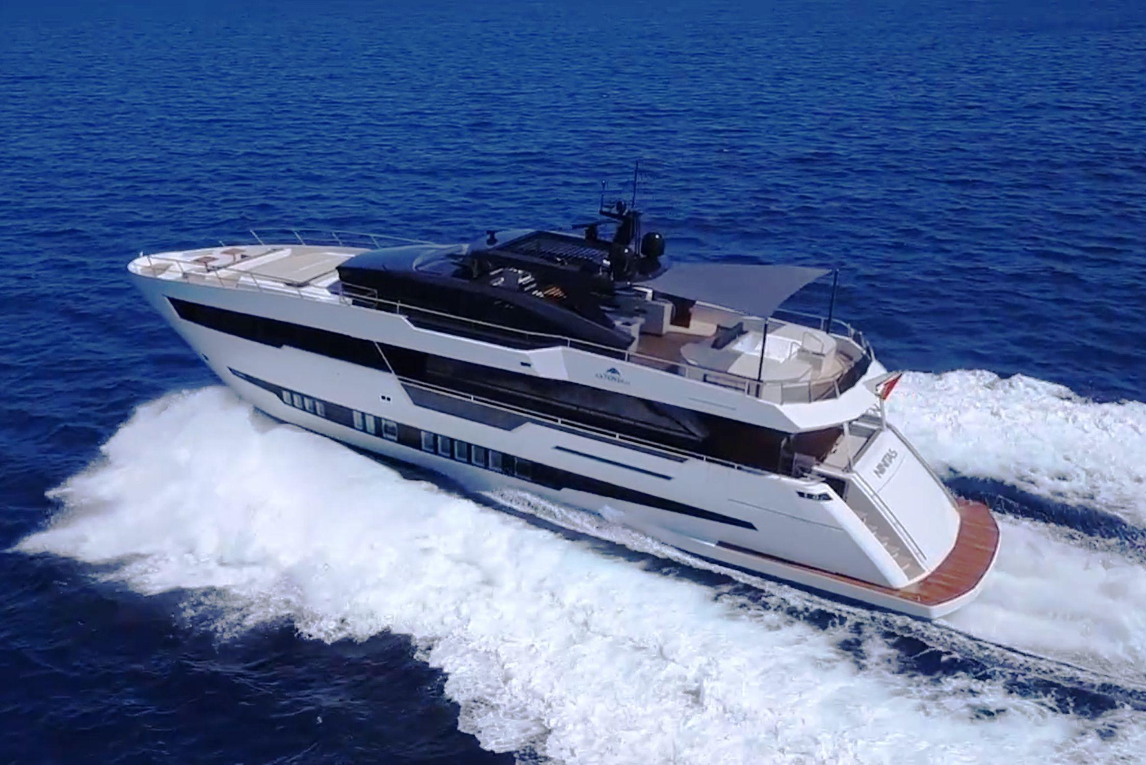 2018 Astondoa 100 Century Power Boat For Sale - www ... 100 Century