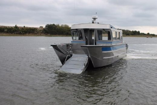 2016 Armstrong Marine 34' Bow Lander