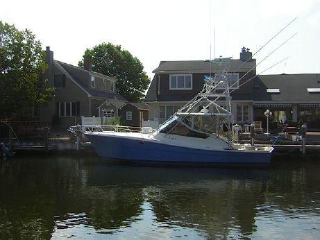 1989 Topaz Open Fisherman