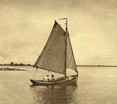 1984 Concordia Sloop