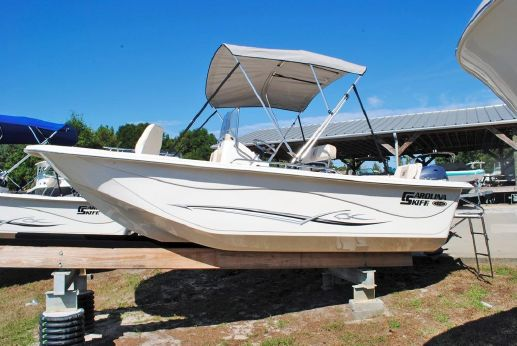 2016 Carolina Skiff 178 DLV