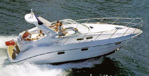 2001 Sealine S34