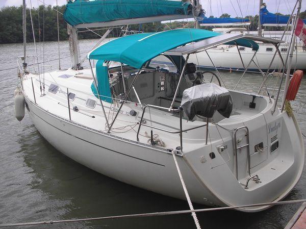 1995 Beneteau Oceanis 321 Sail Boat For Sale Www
