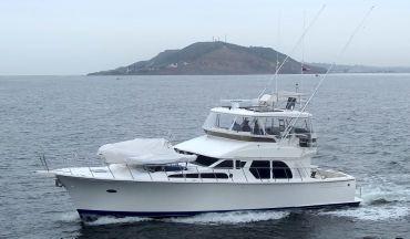 2010 Mikelson Luxury Sportfisher