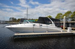 2002 Sea Ray 320 DA with 2011 Blocks