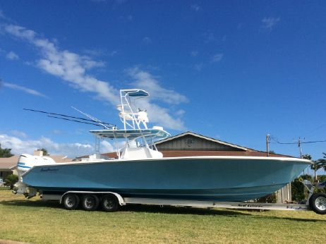 2013 Seahunter 40 OPEN