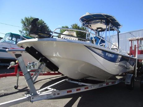 2014 Carolina Skiff DLV Series 218
