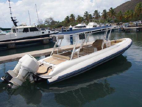 2010 Nautica Rib 33'