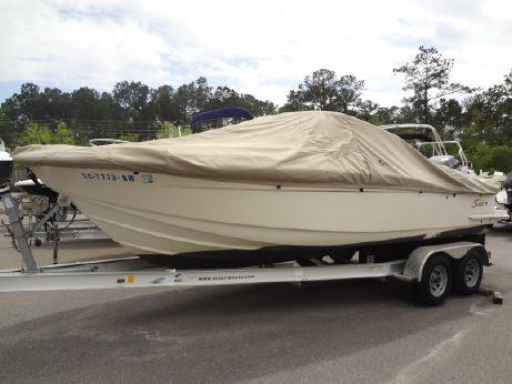 2005 Scout Boats 222 Dorado