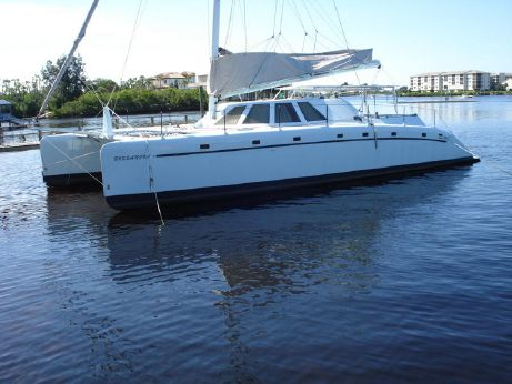 1999 Berkstresser Performance Catamaran