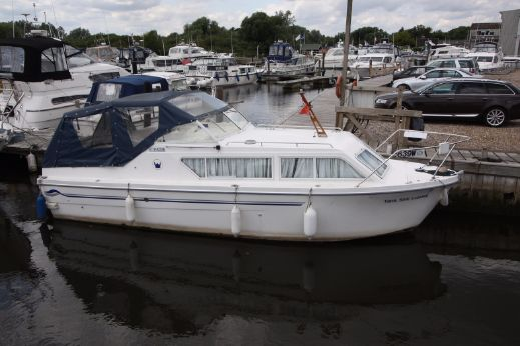 2009 Viking Boats 26 Wide Beam