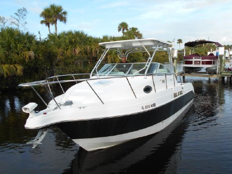 2005 Aquasport 275 Explorer