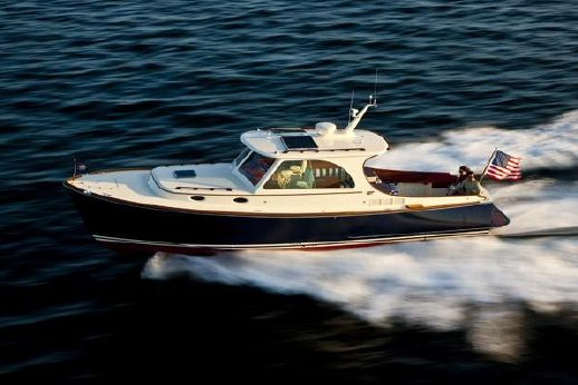 2012 Hinckley Picnic Boat MKIII