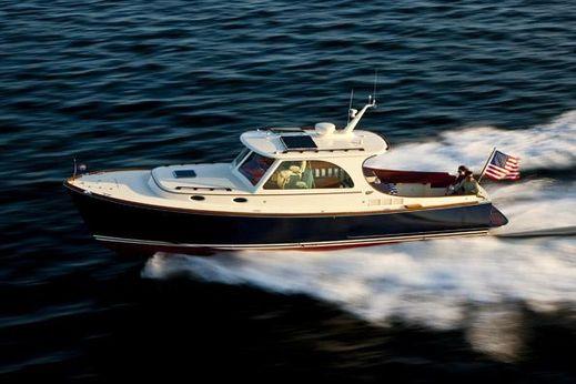 2013 Hinckley Picnic Boat MKIII