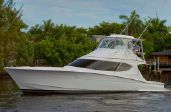 photo of 54' HATTERAS YACHTS GT54 Convertible