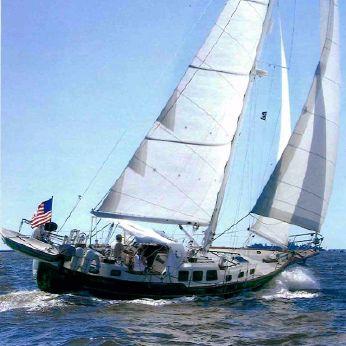 2001 Custom Westsail 42