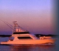 2004 Hatteras 90 Convertible