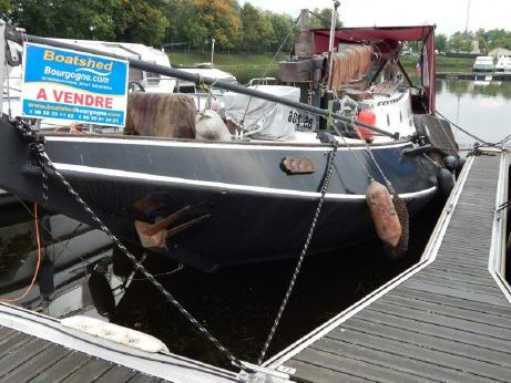 1977 Dutch Sailing Barge