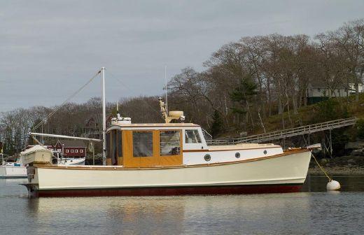 2006 Ralph W Stanley Lobster Yacht