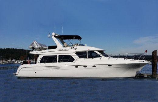 2006 Navigator 5100 Pilothouse