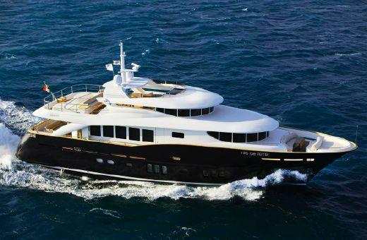 2011 Filippetti Yacht Navetta 26