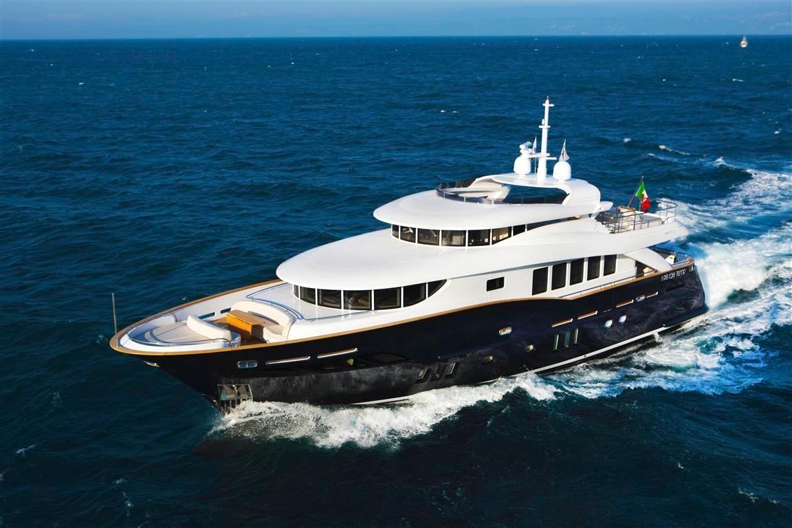 2019 Filippetti Yacht Filippetti N26 Navetta series Power ...