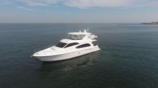 2011 Hatteras 64 Motor Yacht