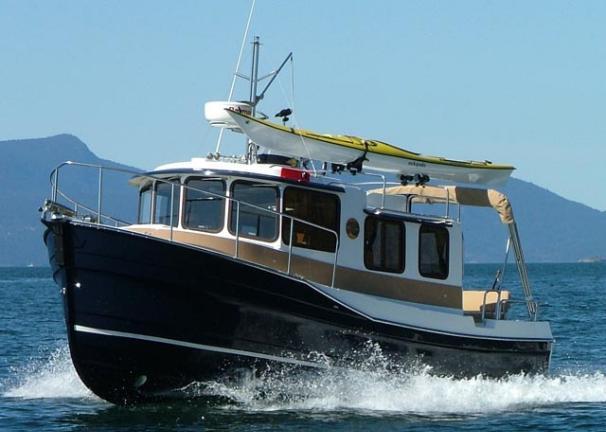 25 ft 2009 ranger tugs r-25sc