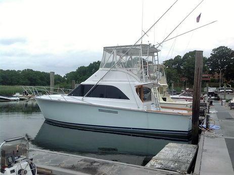 1984 Ocean Yachts 38 Super Sport