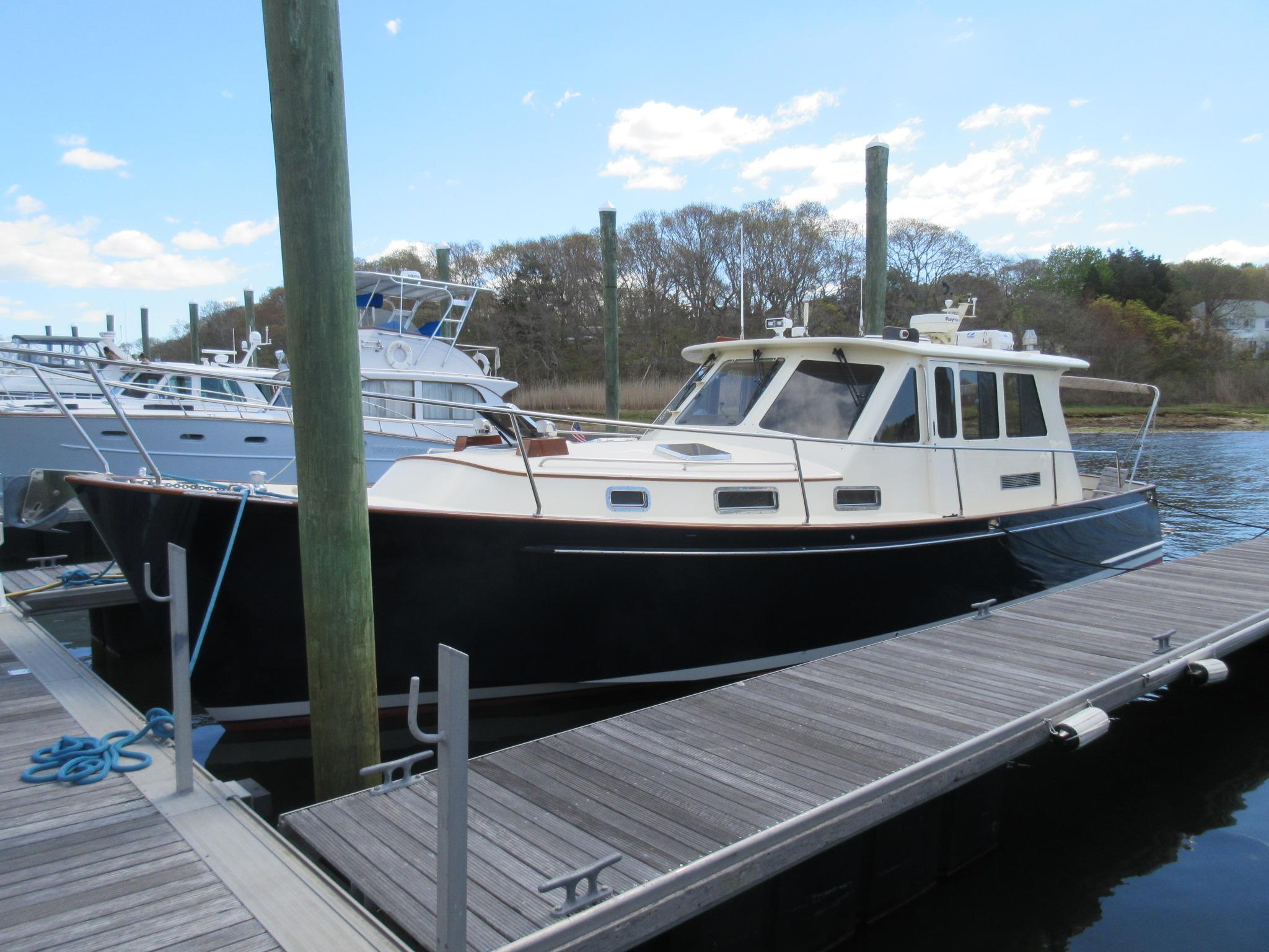 2006Legacy Yachts 42