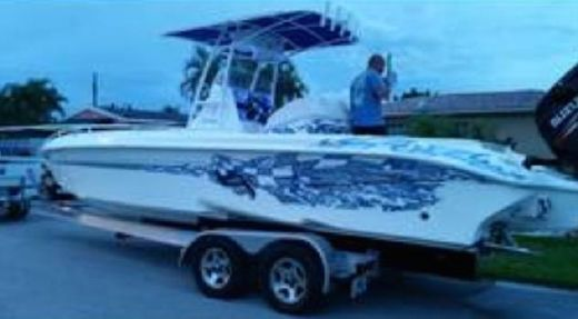 2011 Glasstream 273 CC