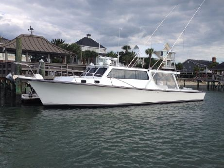 2006 Markley Chesapeake Deadrise Allen Boat Builders