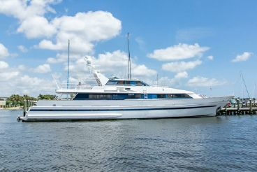 thumbnail photo 0: 1985 Royal Huisman Pilothouse Motoryacht