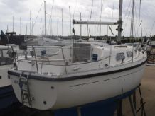1975 Marieholm 32E Sailing Yacht