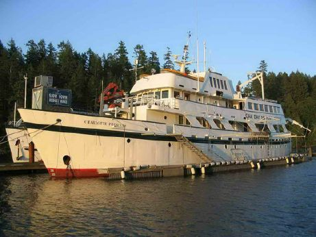 1956 Charter Vessel