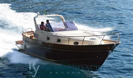 2010 Nautica Esposito Futura 38 Cabin