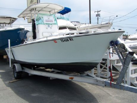 2006 Blue Fin Cuttyhunk 21