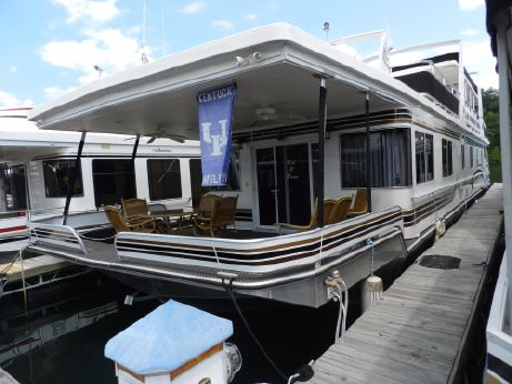 2005 Sunstar 19' x 90' Houseboat