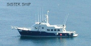 2020 Bray Yacht Design Ocean Series Long Range Sportfisher