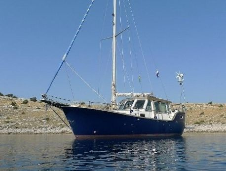 1972 Nauticat 33